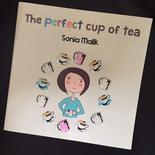 Front cover of the perfect cup of tea